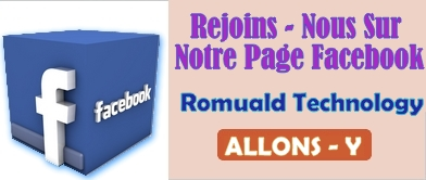 Facebook : ROMUALD TECHNOLOGY